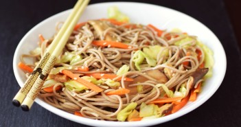 Healthy Ramen Redux: This nutritious recipe combines fresh ingredients with nostalgic appeal (dairy-free - optionally gluten-free & vegan)