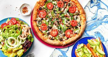 Mellow Mushroom Dairy-Free Guide with Special Order Notes, Dairy Warnings, All Vegan Options, and Gluten-Free Options