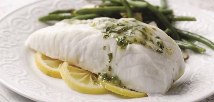 Pan-Steamed Alaska Seafood Marseilles