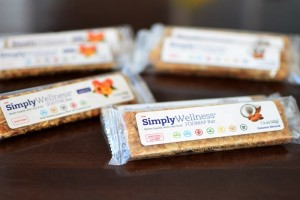 Simply Wellness Bars - FODMAP and for better Digestive Health