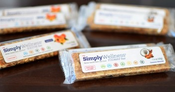 Simply Wellness Bars - FODMAP and for better Digestive Health (vegan, gluten-free, dairy-free by ingredients)