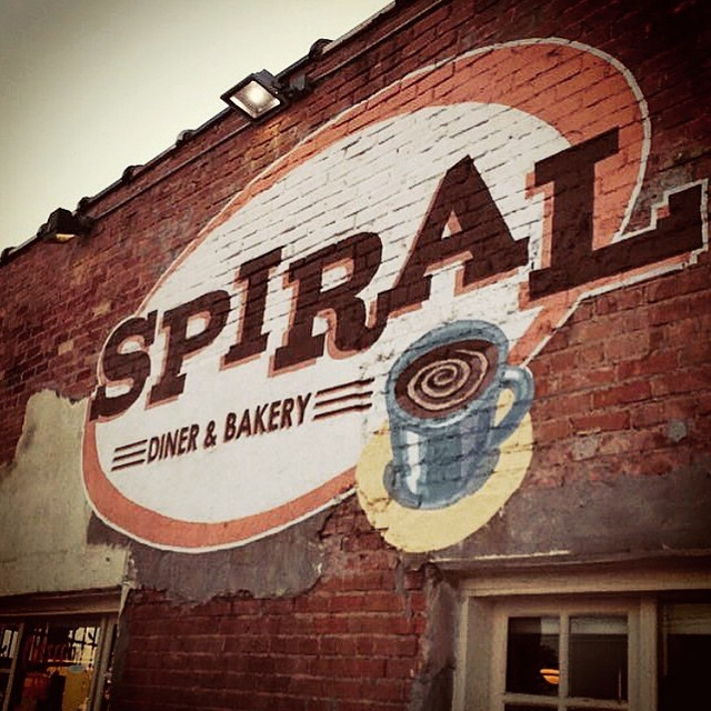 Spiral Diner Bakery in Dallas and Fort Worth for all Vegan Comfort Eats + Custom Sweets