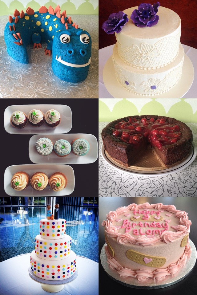 Spiral Diner Bakery in Dallas and Fort Worth for all Vegan Comfort Eats and Custom Sweets (yes, even wedding cakes!)