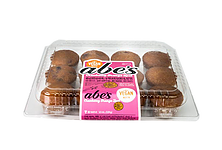 Abe's Mini Muffins Reviews and Information. Pictured: Cranberry Orange Zest