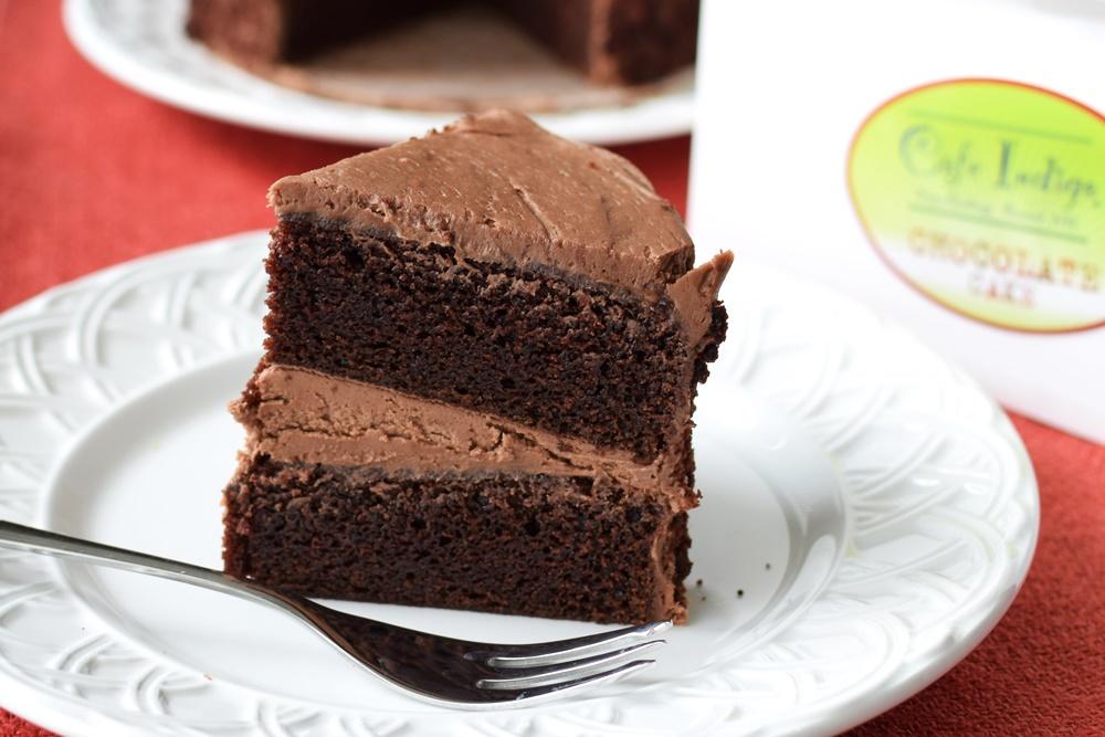 Cafe Indigo Carrot Cake Gluten Free