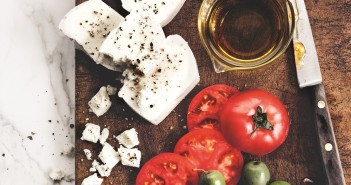 Dairy-Free Almond Feta