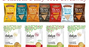 Dairy-Free Giveaways - 12 Full-Size Beanfields Chips + 12 Packages Daiya Dairy-Free Cheese (all vegan + gluten-free)