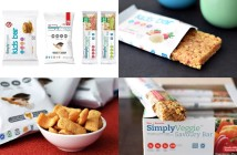 Dairy-Free Giveaways - Big Snack Pack of New SimplyProtein Kids Bars and Chips + SimplyVeggie Savory Bars (vegan & gluten-free!)