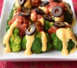 """Easy Cheesy Broccoli """"Nachos"""" Recipe (Vegan, Gluten-Free & Allergy-Friendly for Awareness Month!) + Big Things to Come in Dairy Free"""