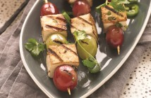 Tofu Grape Kebobs