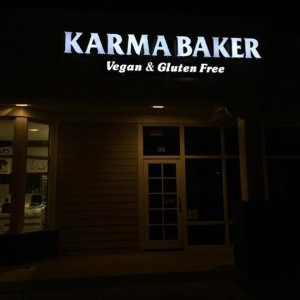 Karma Baker in Los Angeles is a Vegan and Gluten-Free Bakery