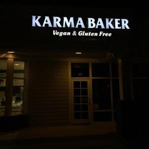 Karma Baker in Los Angeles is a Vegan and Gluten-Free Bakery