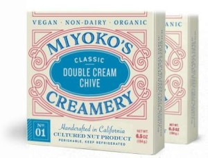 Miyoko's Creamery Non-Dairy Artisan Cultured Nut Cheeses - vegan, gluten-free and soy-free
