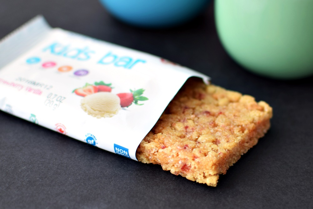 SimplyProtein Kids Bars - Three sweet dairy-free, vegan flavors
