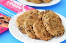 Sweet Loren's Cookie Dough - Dairy-Free and Whole Grain (3 Varieties - Chocolate Chunk shown)
