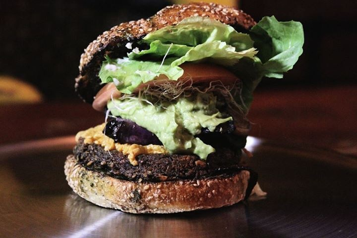 The Organic Grill in New York for Amazing Vegan Breakfasts and Burgers