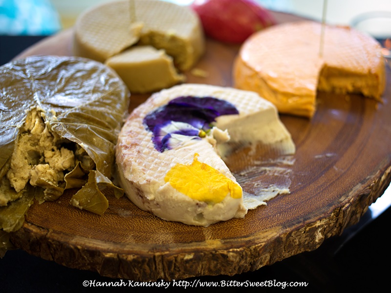 Miyoko's Creamery Dairy-free and Vegan Nut Cheeses at the VegNews Reopening Event