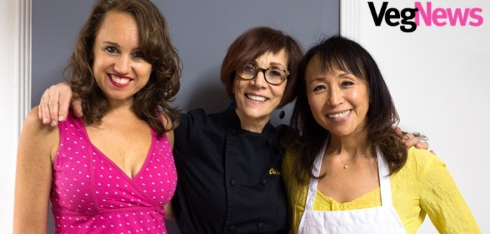 VegNews Magazine Returns! The Founder Celebrates by Showcasing Top Vegan Chefs