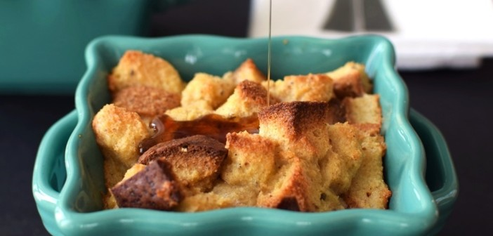 """5-Ingredient Mini Maple French Toast Casseroles - Tested gluten-free, """"just"""" dairy-free, and vegan (a few more ingredients!) - all versions are scrumptious and so easy!"""