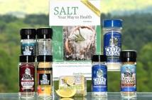 Celtic Sea Salt Gift Box Giveaway (2 Winners + 2 Bonus Vegan Cookbooks Each!)