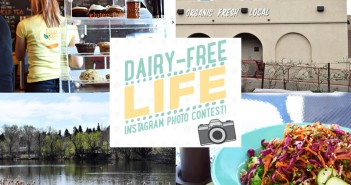 #DairyFreeLife Instagram Contest - Show us your favorite places to eat, drink and shop dairy-free, plus your favorite adventures! Four weekend contest to inspire and help others!