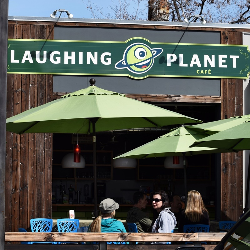 Laughing Planet Cafe - Amazing fresh bowls and burritos with international flair (tons of dairy-free, gluten-free and vegan options)