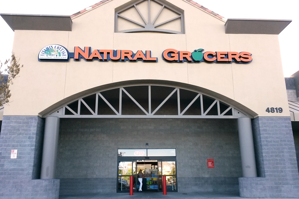 Natural Grocers - Good Prices, Great Sales, 100% Organic Produce and So Many Dairy-Free & Gluten-Free Food Options!