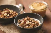 Nutty Monkey Granola