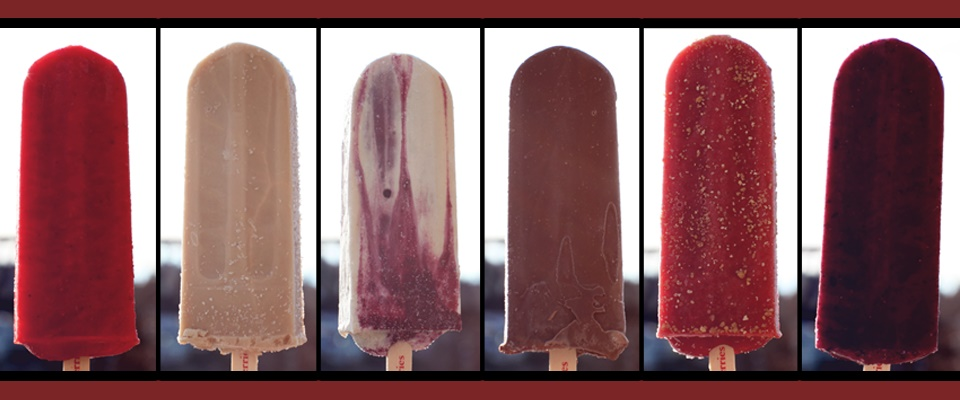 Six Strawberries Dairy-Free Artisan Ice Pops  at Farmers' Markets in the Seattle, WA Area