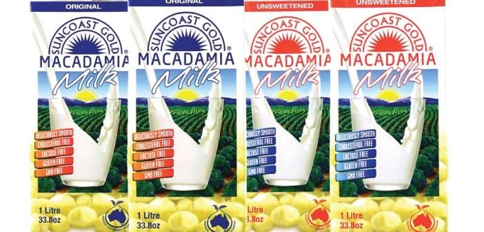 Suncoast Gold Macadamia Milk