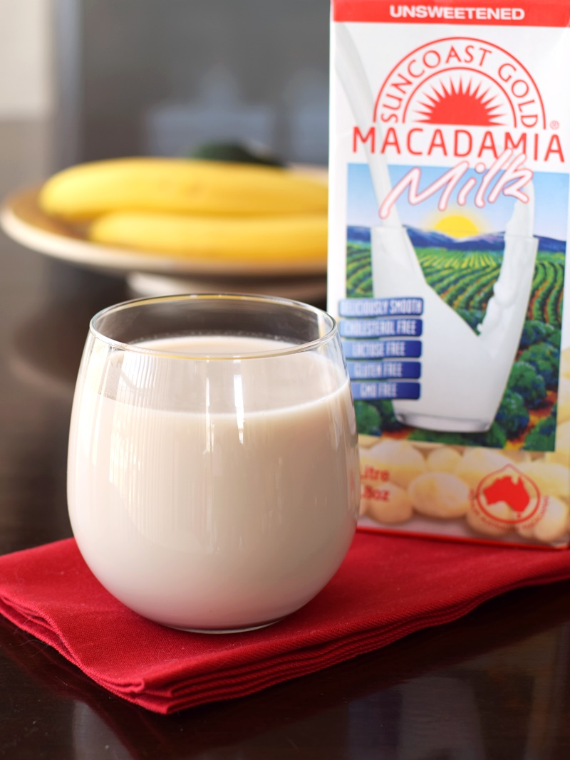 Suncoast Gold Macadamia Milk - Dairy-Free, Soy-Free, Vegan and Made by Australia's Leading Macadamia Nut Supplier (now available in North America!)