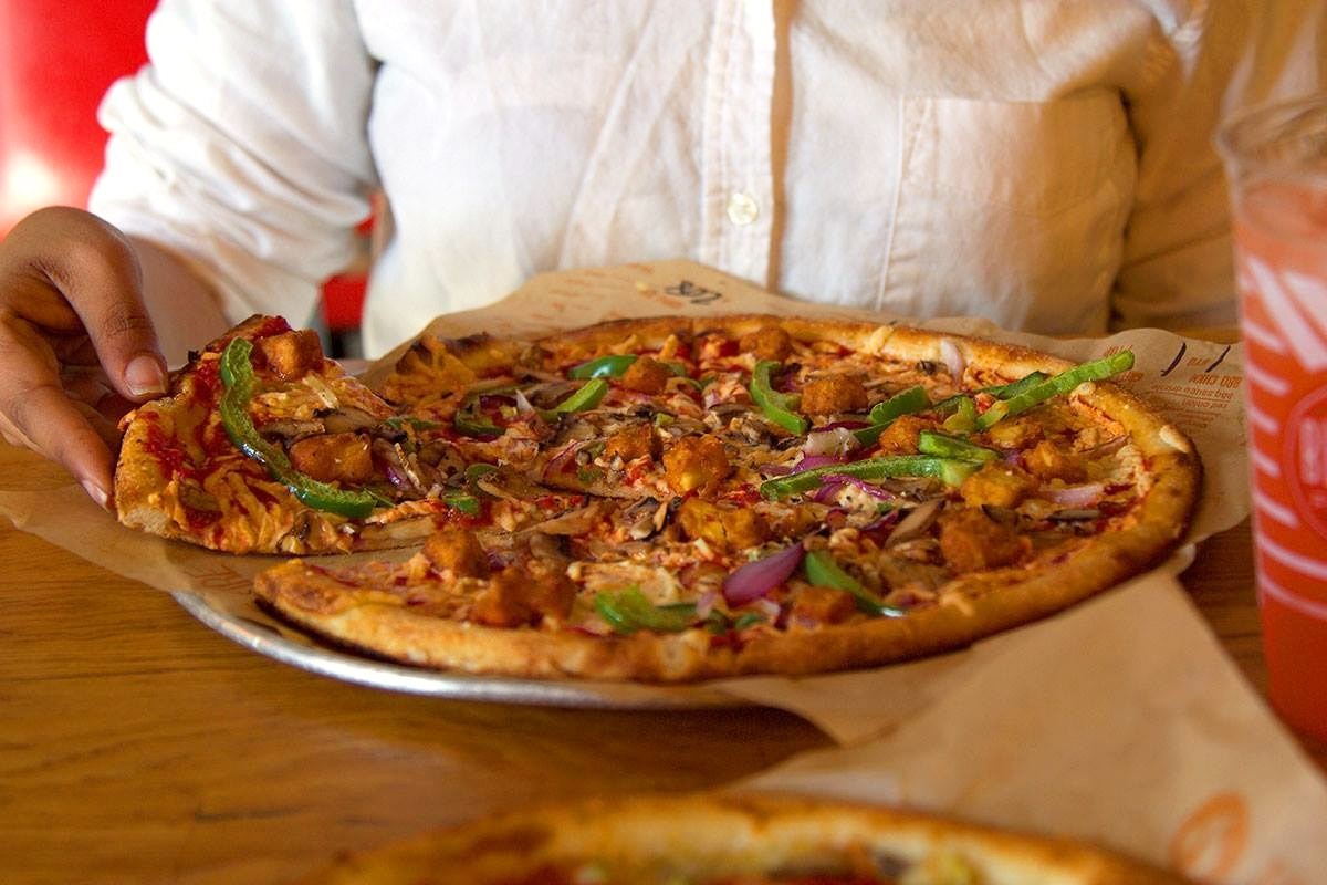 Blaze Pizza Turns Up the Heat with Dairy-Free Options as their Locations Spread Like Wild Fire across the U.S. and Canada. (vegan, gluten-free, peanut-free, soy-free, and nut-free available too)