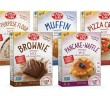 Enjoy Life Gluten-Free Baking Mixes - Muffin, Brownie, Pancake + Waffle, Pizza and All-Purpose Flour (all Rich in Protein and Heat-Safe Probiotics)