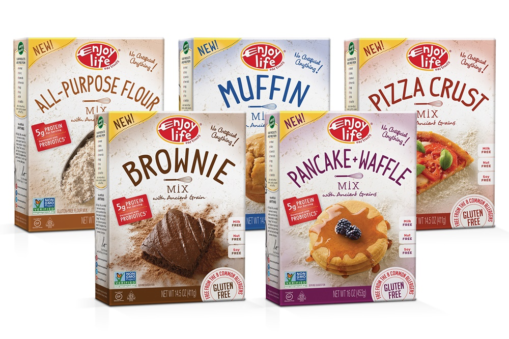 Enjoy life baking mixes with ancient grains review for Atkins cuisine all purpose baking mix where to buy