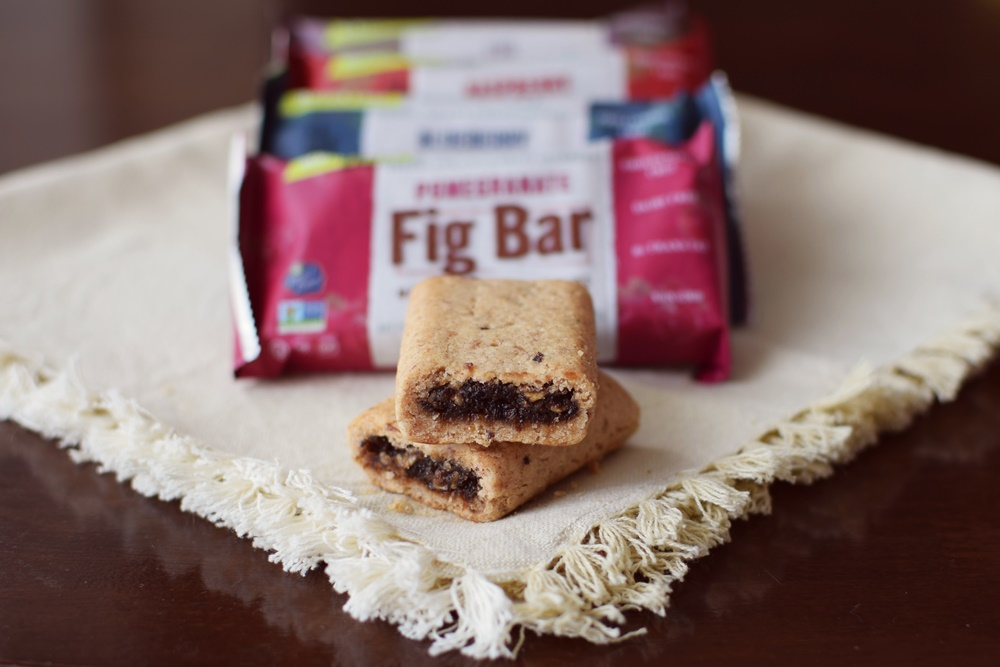 Nature's Bakery Gluten-Free Fig Bars: Dairy-Free, Vegan and made with Ancient Grains (4 Flavors: Fig, Pomegranate, Raspberry, Blueberry)