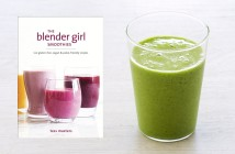 The Blender Girl Smoothies - Green Mojito Feature