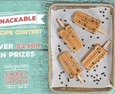 The Snackable Recipe Contest: Over $3500 in Cash Prizes!