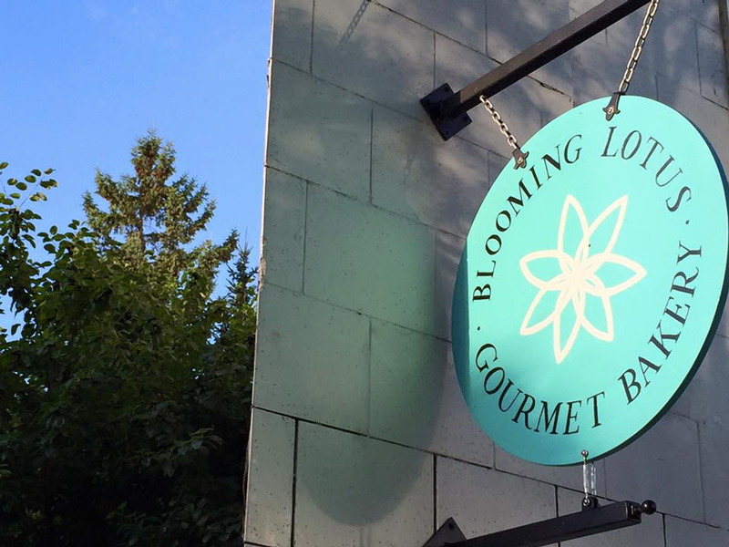 Blooming Lotus Bakery - a grain-free, dairy-free, processed sugar-free, egg-free dedicated kitchen in Milwaukee, WI