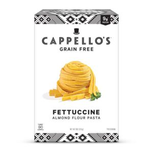 Cappello's Pasta Reviews and Info - Paleo, gluten-free, grain-free, dairy-free, soy-free pasta in lasagna, fettuccine, spaghetti, gnocchi, and sweet potato gnocchi