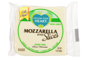 Follow Your Heart Cheese Slices Reviews and Info - Dairy-Free Cheese Alternatives in several vegan, gluten-free, nut-free, soy-free flavors