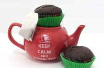 Warm Chai Chocolate Chip Muffins