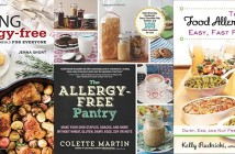 Dairy-Free Giveaways - This week is an allergen-free cookbook collection!