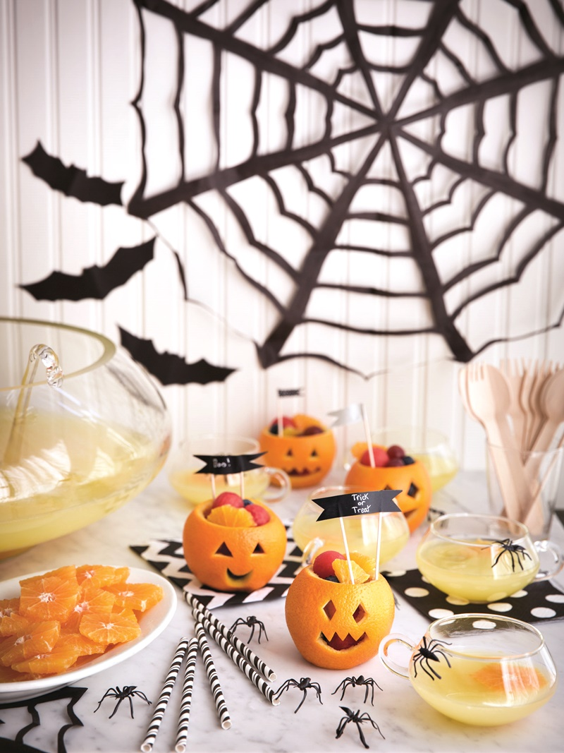 Cast a Sweet Spell for Allergen-Free Halloween Fun with Bubbling Witches Brew, Spook-tacular Fruit Cups, and these Easy Ideas for a Ghoulish Good Time!