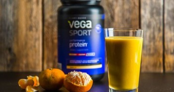 Vega Sport Performance Protein Powders - High Protein Dairy-Free & Vegan Supplements for Post-Workout Recovery (blend of sprouted whole grain brown rice, pea, alfalfa, and SaviSeed protein )