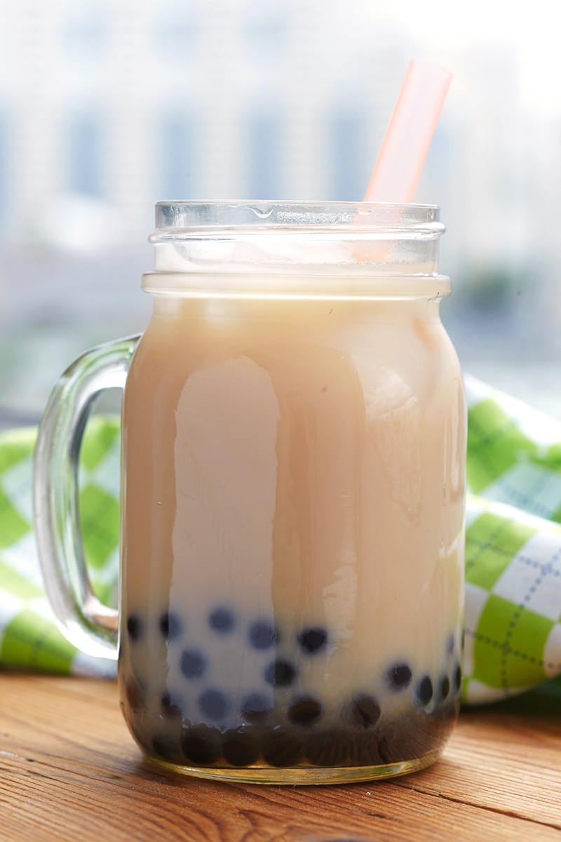 qualify for the contest, this recipe for Almond Bubble Tea uses Almond ...