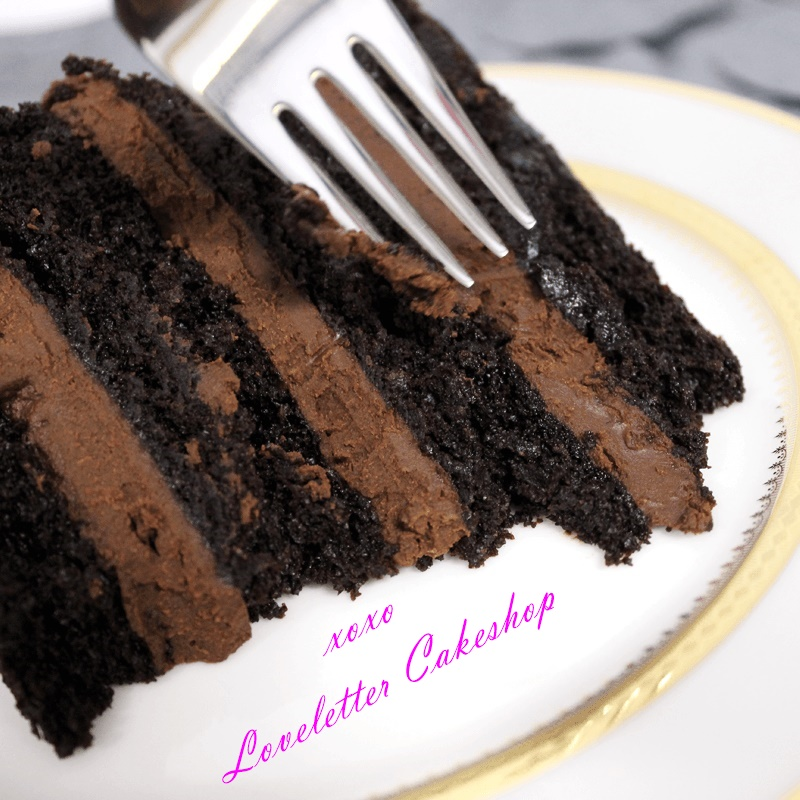 Decadent Chocolate Cake Recipe Uk