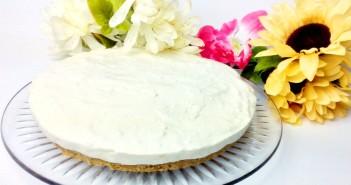 Vegan No-Bake Cheesecake