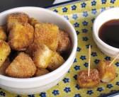 Cinnamon Sugar French Toast Bites are Fast, Easy, Delicious, and Fun!