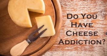 "Cheese Addiction - A new study on food addiction shows cheese as a top ""unprocessed offender"". See this post for information and tips to kick the habit."