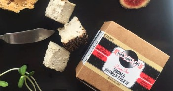 Punk Rawk Labs Dairy Free Nutmilk Cheeses - Amazing vegan cashew and macadamia cheeses in Original, Herb, Smoked and Nacho